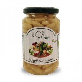 Cannellini beans, 360 gr - Le Piagge
