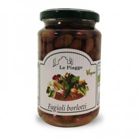 Cranberry Beans, 360 gr - Le Piagge