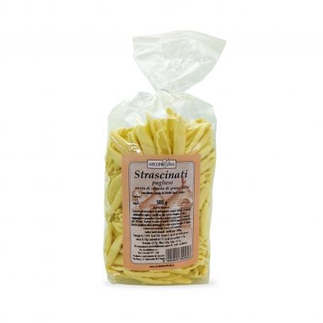 Puglia strascinati, 500 gr. - Arconatura - Pasta italiana