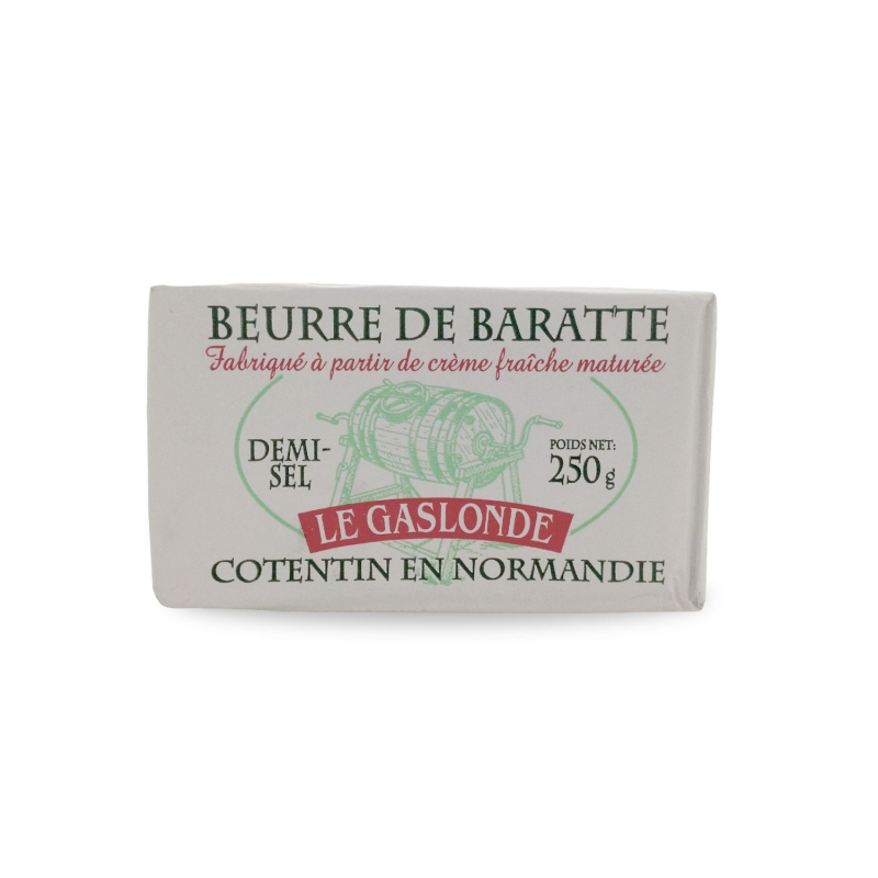 Beurre de Normandie 250 gr-salé