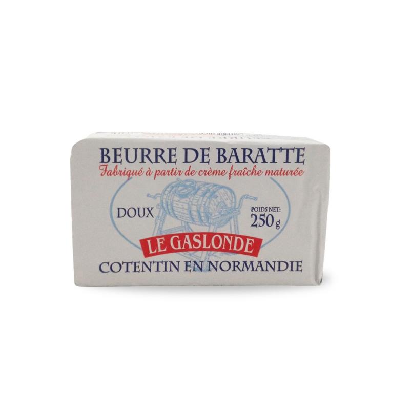 Normandy butter 250 gr-sweet
