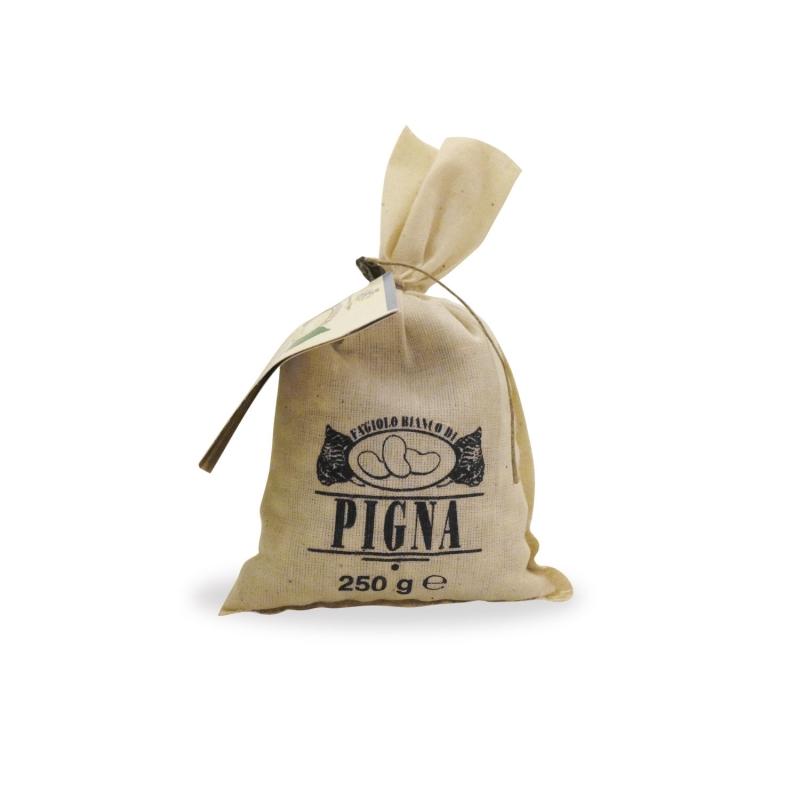 250 Gr haricots blancs de Pigna