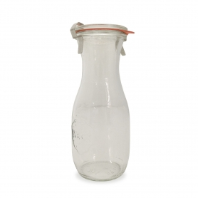 Glass jar, 530 ml. , 6 pcs - Weck