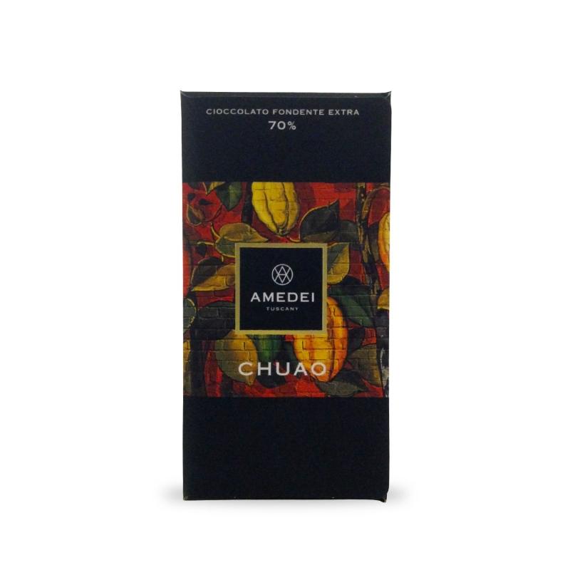 Amedei Cioccolato Fondente - Chuao -  g.50