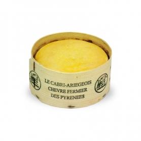 Cabri Ariegeois, lait de chèvre 500 gr