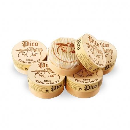Pico Chevre, Latte di capra 125 gr. - 2 conf.