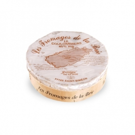 Coulommiers, Latte di vacca, 400 gr.