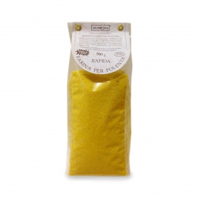 Polenta Quick - Corn flour, 500 gr.