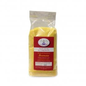 Polenta Bramata - corn flour, 1 kg. - Az. Agr. the bells