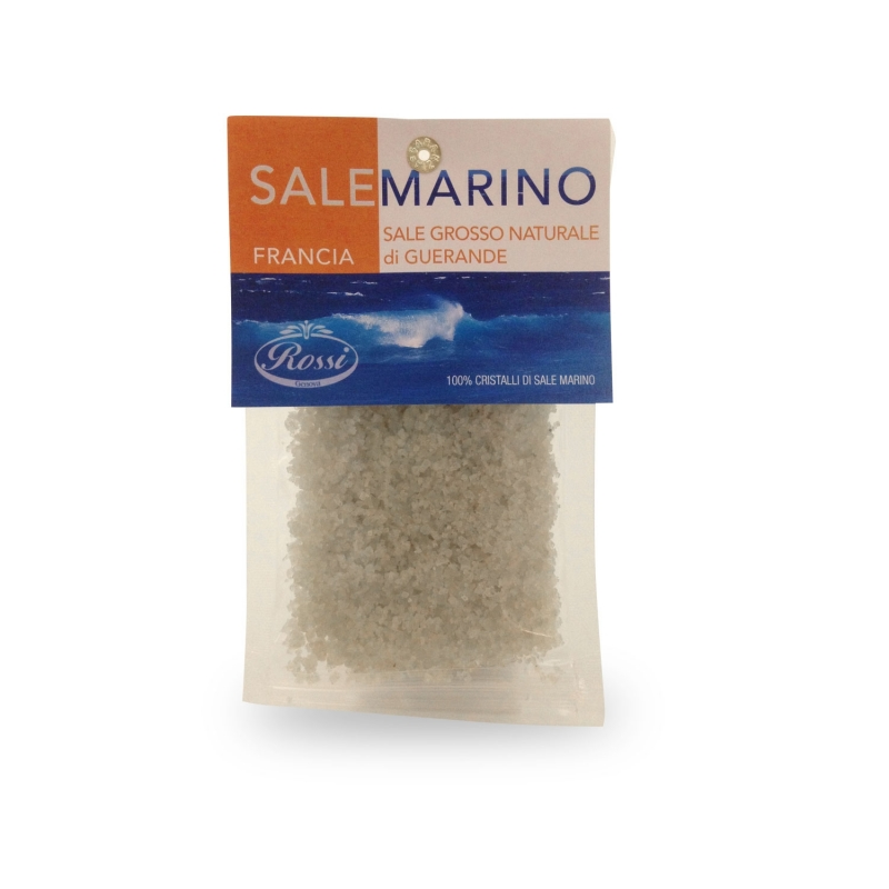 France-grey salt big natural Guerande, 100 gr