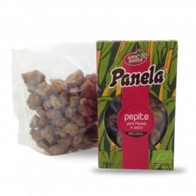 Panela - nuggets of whole cane sugar 200g
