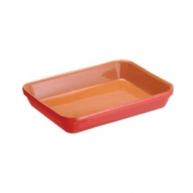 Piral pot-rectangular Tray 32X25 cm