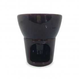 Terracotta pots Piral - from chocolate cooker - 9 cm