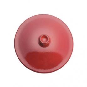 Pentole Piral - Coperchio diametro 15 cm colore marrone