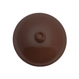 Piral pans - Cover diameter 21cm brown