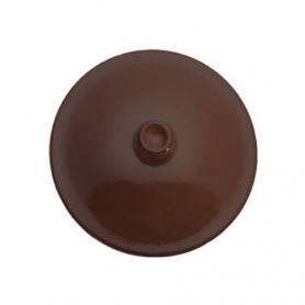 Pentole Piral - Coperchio diametro 24cm colore marrone