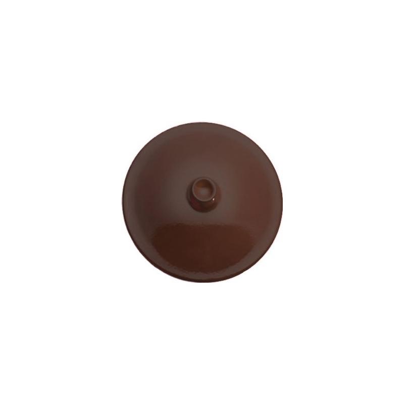 PENTOLE Piral-Coperchio diametro 15 cm colore marrone