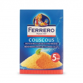 Couscous medium, 500 gr-Ferrero