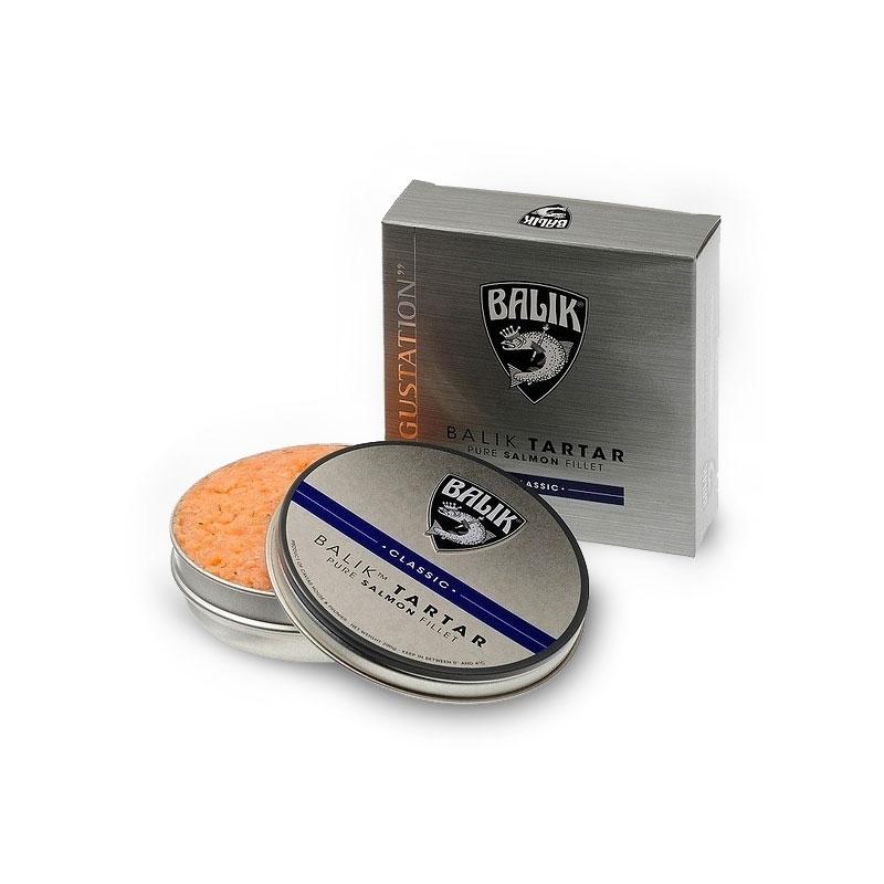 Tartare di salmone Balik®, 100 gr
