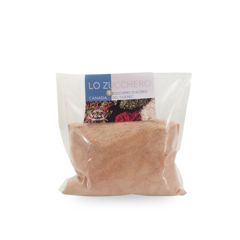 Zucchero d'acero del Quebec, 500 gr