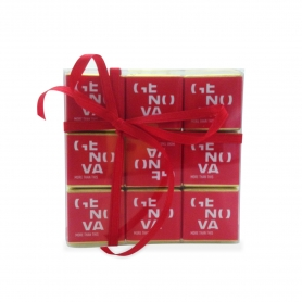 Genoa Logo chocolates, More Than This - fondant, 100 g.