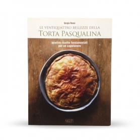 The twenty-four beauties of Torta Pasqualina
