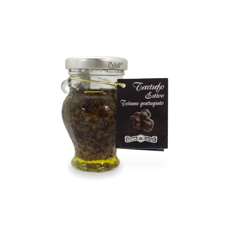grated summer truffle, 80 gr - Italian Nature