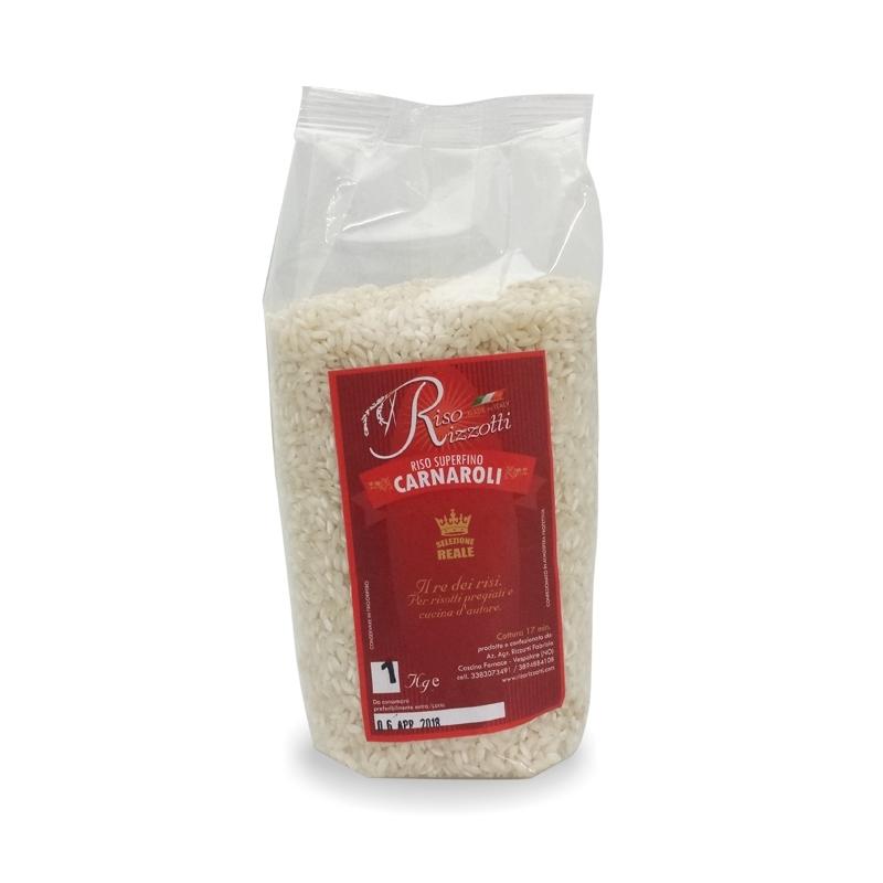 Superfine riz Carnaroli 1 Kg - Cascina Fornace
