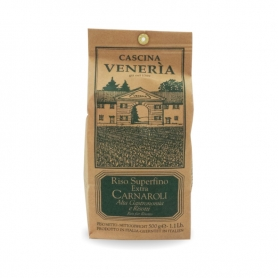 Riso superfino Extra Carnaroli, 1 kg - Cascina Veneria