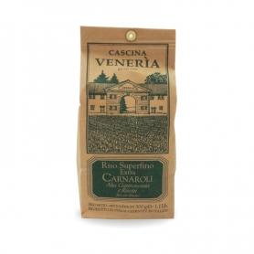 Extra Carnaroli rice, super, 500 gr - Veneria