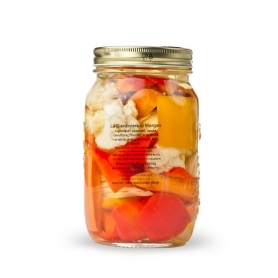 The Giardiniera Morgan, 560 gr - The Giardiniera Morgan
