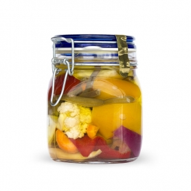 The Giardiniera di Giada, 550 gr / 750 ml - The Giardiniera di Morgan