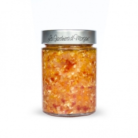 Salsa Morgan, 320 gr - The Giardiniera Morgan