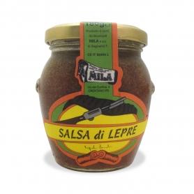 lièvre sauce 180 gr. - Boutique Mila