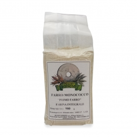Épeautre farine bio engrain 1 Kg - Mulino Sobrino