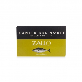 "Tuna ""Bonito del Norte"" in olive oil, 120 gr"