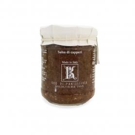 Salsa di capperi, 195 gr - Kazzen