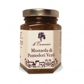 Mostarda di Pomodori Verdi, 220 gr. - Le Tamerici