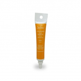 Gel colorant, 14 grammes - orange
