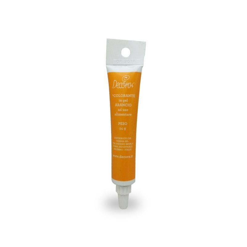 Gel colorant, 14 grammes - orange
