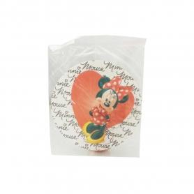 Decorazione in cialda - Minnie Mouse