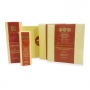Kulinarische Gold 23 kt in Broschüren, 4 Blatt 80x80 mm