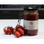 Cherry tomatoes in sauce, 600 gr - Masseria GiòSole