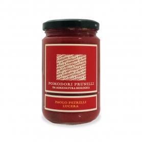 Prunilli tomatoes Bio, 300 gr. - Paolo Petrilli