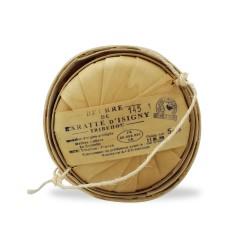 """Burro della Normandia naturale (dolce) in """"botte"""", 5kg"""