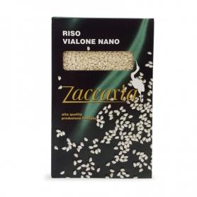 Vialone Nano rice, 1 kg - Zaccaria