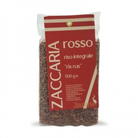 Integral Red rice, 500 gr. - Zaccaria