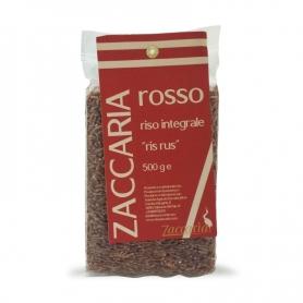 Le riz rouge Integral, 500 gr. - Zaccaria