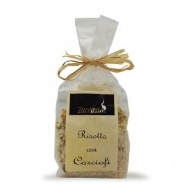 Risotto with artichokes, 250 gr. - Zaccaria