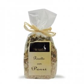 Risotto aux Poireaux, 250 gr. - Zaccaria